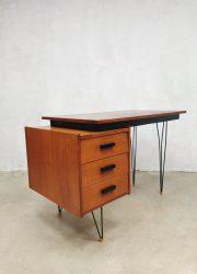 Vintage Pastoe desk Cees Braakman midcentury design