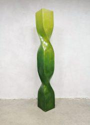 Vloerlamp groen design floorlamp eclectic design green lamp