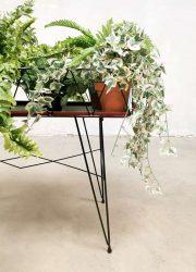 vintage plant stand minimalism Nisse String wire