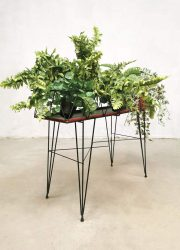Vintage minimalism plant stand plantenstandaard Nisse String