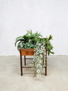 Vintage Danish design plant stand Deense plantenstandaard
