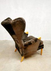 wingback united kingdom Parker Knoll chair Papa bear chair