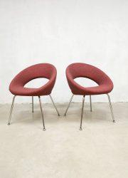 Nina chairs Artifort Dutch design Rene Holten eetkamerstoelen office chairs