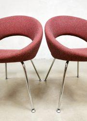 eetkamerstoelen Nina Rene Holten Artifort chairs