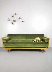 bank Pastoe MB01 sofa Braakman Cees design Dutch vintage