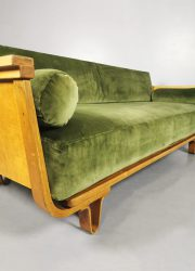 Cees Braakman Vintage Pastoe sofa Dutch MB01 design bank
