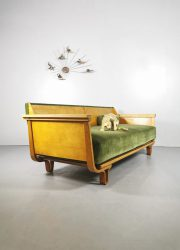 MB01 design bank Cees Braakman vintage Pastoe sofa velvet Dutch