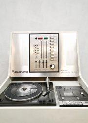 plantenspeler stereo luxus commander platenspeler 1974 radio