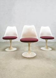 Pastoe eetkamerset knoll international Tulip eetkamerset Knoll International