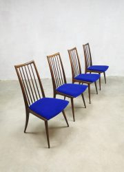Vintage spindle back dining chairs spijlen eetkamerstoelen