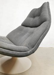 midcentury draaifauteuil Geoffrey Harcourt swivel chairs