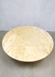 midcentury design coffee table salontafel marble marmeren salontafel