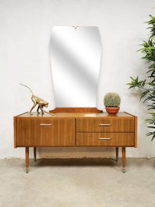 Vintage Danish design vanity dressing table Deense kaptafel