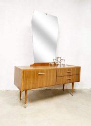 vintage dressing table Danish design kaptafel kast Deens