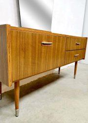 midcentury design dressing table Deense kaptafel