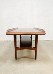 Vintage Danish design coffee table Bovenkamp salontafel