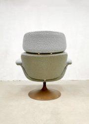 dutch vintage design big tulip chair