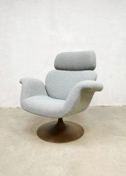 Pierre Paulin Artifort tulp stoel tulip chair