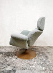 Vintage Dutch design Tulip Chair Artifort Pierre Paulin 1960