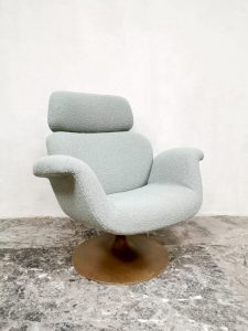 Vintage Dutch design Tulip Chair Artifort Pierre Paulin 1960