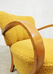 Czech Republic lounge armchairs Jindrich Halabala