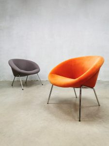 Vintage classic edition lounge chair fauteuil CE369 Walter knoll