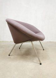 Walter Knoll lounge fauteuil chair Kvadrat fabric stoelen