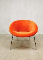 CE369 Walter Knoll fauteuil Kvadrat classic design lounge chair
