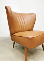 midcentury clubfauteuil cocktail chair