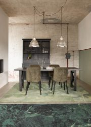 Desso sense of marble green marble tapijt carpet