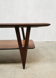 vintage salontafel Italian design coffee table