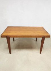 vintage retro eetkamer table dining table