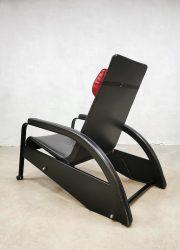 Relax fauteuil lounge chair vintage Tecta model D80-1 Jean Prouvé Grand Repos Machine chair