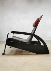 Grand Repos vintage Tecta lounge fauteuil Model D80-1 Jean Prouvé lounge armchair