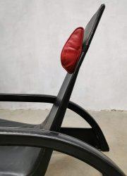 Vintage Jean Prouvé fauteuil 'Grand Repos' by Tecta Model D80-1