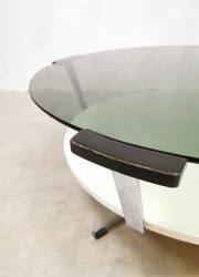 jaren 60 sixties vintage design bijzettafel salontafel coffee table