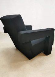 Cassina armchair lounge stoel Gerrit Rietveld fauteuil