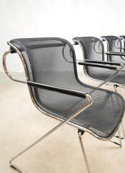 Castelli dining chairs 1982 Penelope chairs eetkamerstoelen