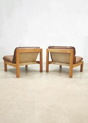 midcentury design safari chairs easy chairs fauteuil