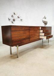 midcentury design cabinet sideboard dressoir Danish Scandinavian