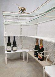 Mategot cocktail bar 1950 bar vintage design France