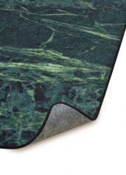 Desso green marble look carpet marmoer groen tapijt