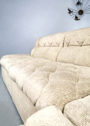 Vintage Lausser bank sofa design
