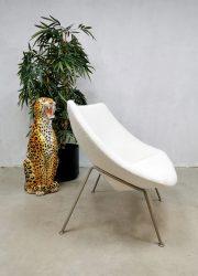 vintage lounge chair easy chair Dutch design Artifort Pierre Paulin