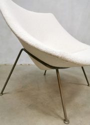 vintage design classic chair Artifort Oyster Pierre Paulin