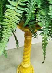 Vintage ceramic planter garden vase stand plantenstandaard
