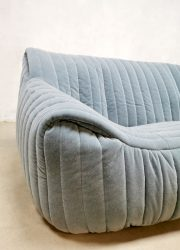 Annie Hieronimus French lounge sofa Cinna vintage bank Cinna French
