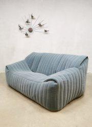 Cinna French design vintage lounge sofa Annie Hieronius bank tweezits Cinna