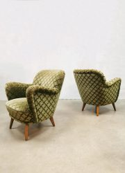 midcentury modern expo chairs vintage arm chairs retro