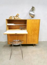 Vintage Dutch design cabinet secretaire kast Pastoe Cees Braakman CB01